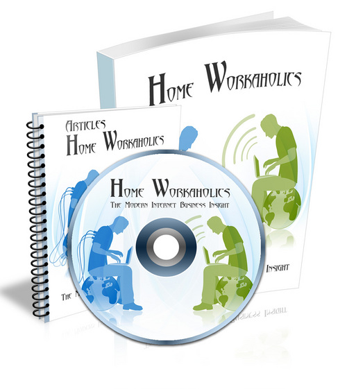 Product picture Home  Workaholics whit MRR
