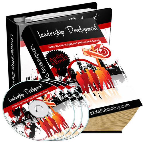 Product picture Leadership Development  audio/ PLR