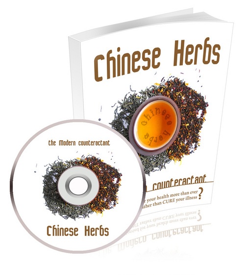 Product picture Chinese Herbs Audio Book Mrr