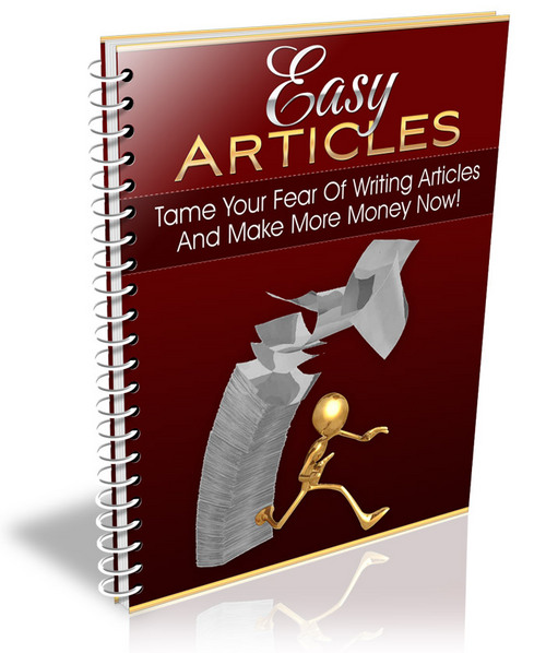 Product picture Easy Articles PLR