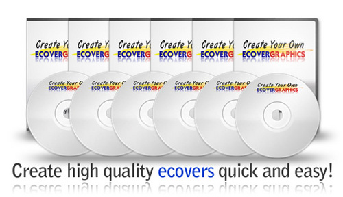 Product picture Create Own Ecover Graphics