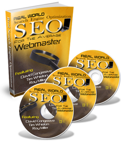 Product picture Seo For The Average Webmaster Mp3 Audio And MRR