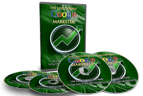 Product picture The Unstoppable Google Marketer
